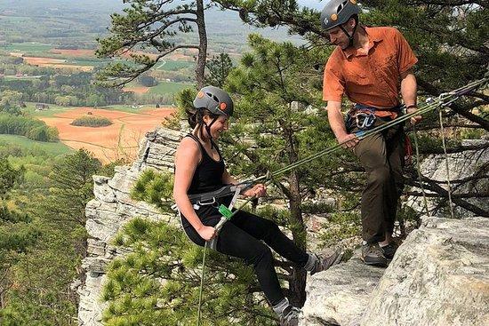 Introduksjon til utendørs klatring