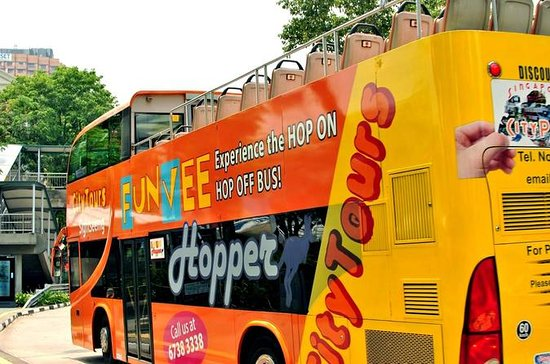 Funvee Open Top Bus Hop On Hop Off 1...