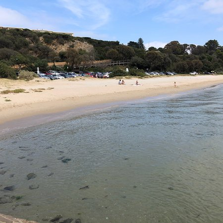 Sorrento Front Beach