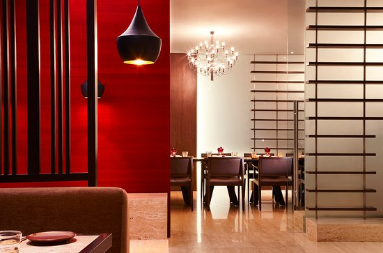 Kangan: Celebrate your special occasion in our private dining area whilst enjoying the view of the Mumbai skyline.