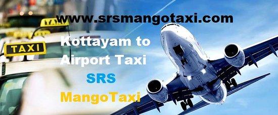 Kottayam District, อินเดีย: 24/7 taxi from kottayam to airport  visit:www.srsmangotaxi.com
