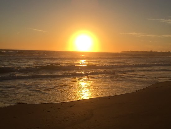 Culburra Beach, Australia: Sunrise on Beautiful Culburra  Beach