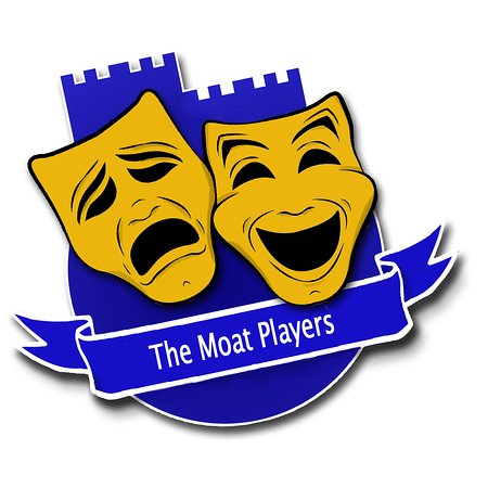 Solihull, UK: The Moat Players Logo