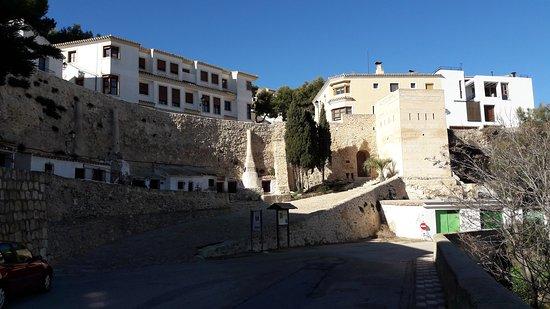 Chinchilla de Monte-Aragon, Spain: Puerta de Diablos y Tiradores