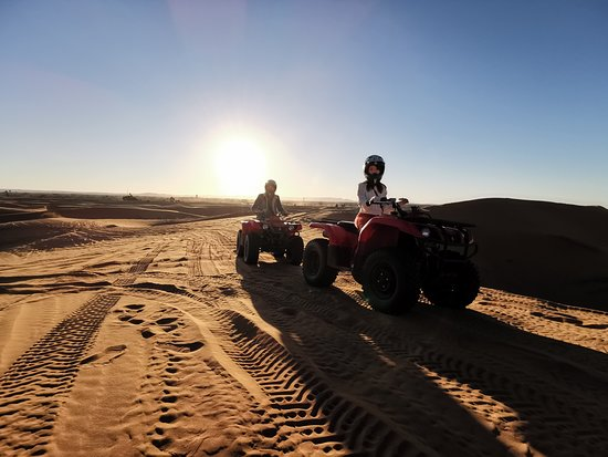 Unforgettable experience in Sahara!