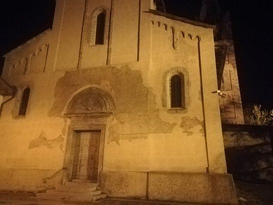 Cesana Torinese, Ý: Chiesa di S. Giovanni Battista