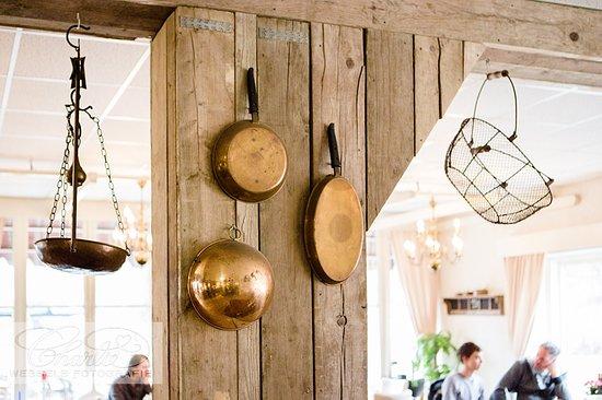 Appelscha, Holandia: Restaurant