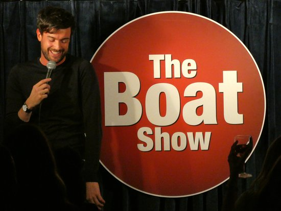 ‪The Boat Show Comedy Club‬