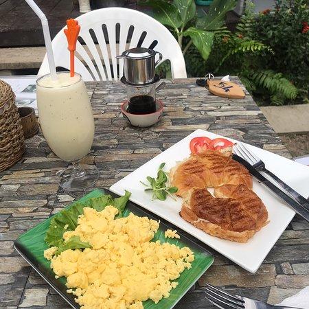 Best breakfast in Thailand