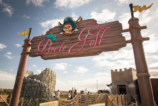 Hermanus, South Africa: Play adventure golf or put-put at Benguela Cove's Pirate Golf