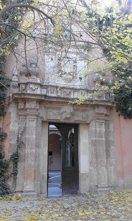 Almansa, Spain: Palacio de los Condes de Cirat