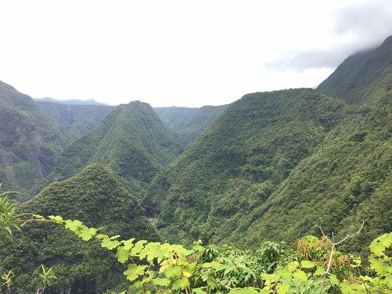 Les Cascades de Takamaka
