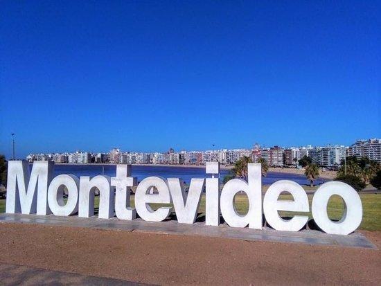 מונטבידאו, אורוגוואי: Rambla de Montevideo