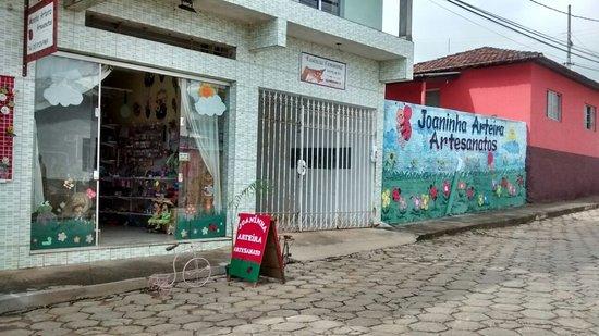 Joaninha Arteira Artesanatos