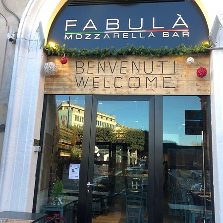 Fabula Mozzarella Bar