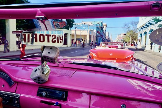 Провинция Гавана (город), Куба: Taking a convertible car ride through Havana! This is​ really something that you need to do if you travel to Cuba.