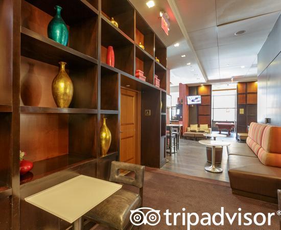 Restaurant at the Residence Inn New York Manhattan/Times Square