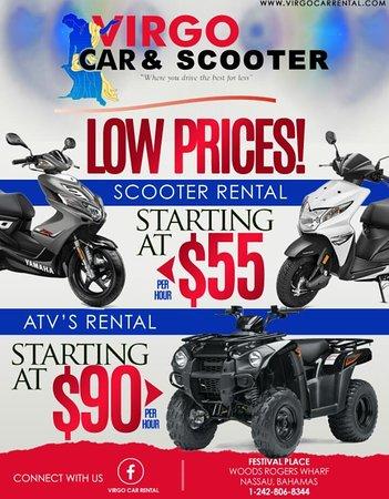 Virgo Car & Scooter Rental