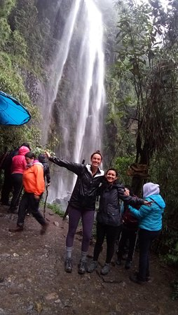 La Chorrera, Колумбия: Tour to the highest waterfall in Colombia,  thanks to all of you to let me be your tour guide to this incredible place.