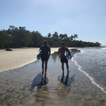 Playa Negra Bild
