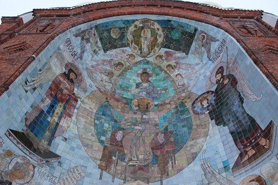 Vichuga, Russia: Воскресенский собор