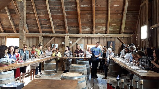 Prince Edward County, Canada : Karlo estate winery