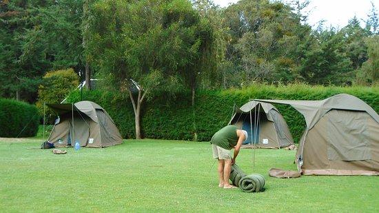 """Nyahururu, Κένυα: """" Taken today during Camping set-up"""""""