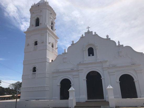 Nata Church: Visita de la entrada