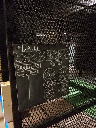 Urban Forest scoreboard