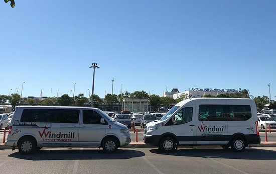 Windmill Airport Transfers