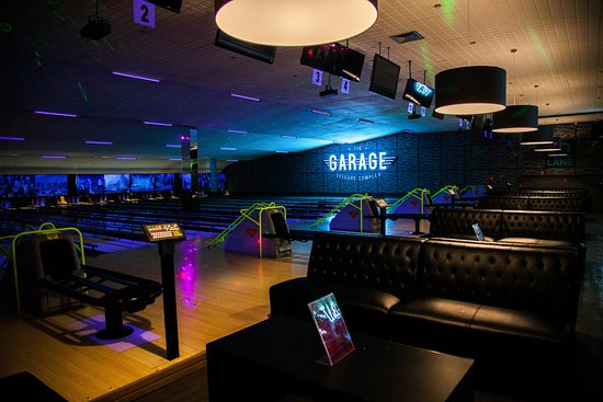 The Garage Leisure Complex
