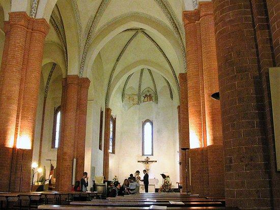 San Nazzaro Sesia, Italie: interno chiesa