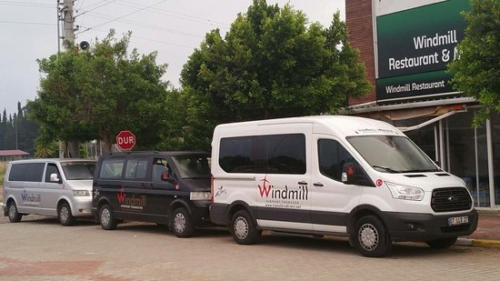 ‪Windmill Airport Transfers‬