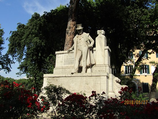 Fontana Gioacchino Belli
