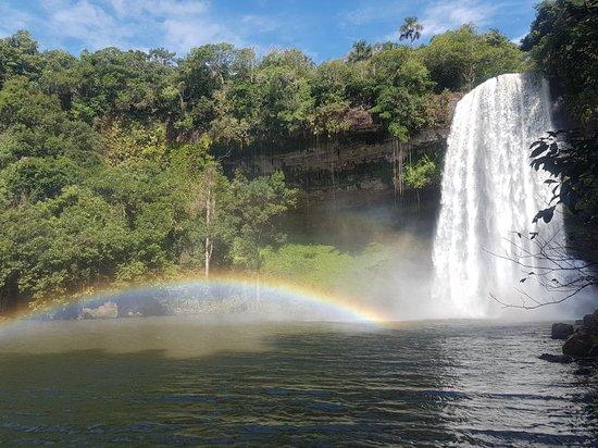 Caiaponia: Cachoeira da Abóbora