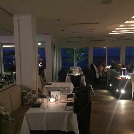 Highland Beach, Floryda: Latitudes Restaurant