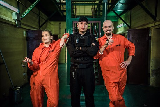Get Out Escape Rooms - Jail Breakout