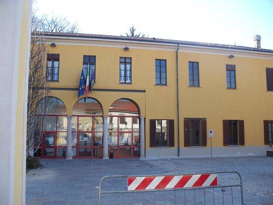 Brugherio, إيطاليا: facciata principale