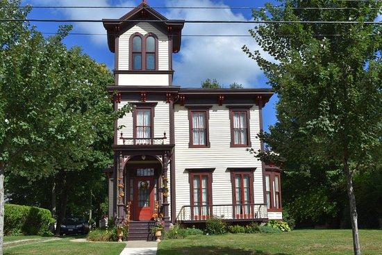 Tarbell House