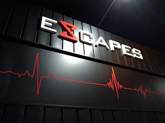 Escapes Oficial