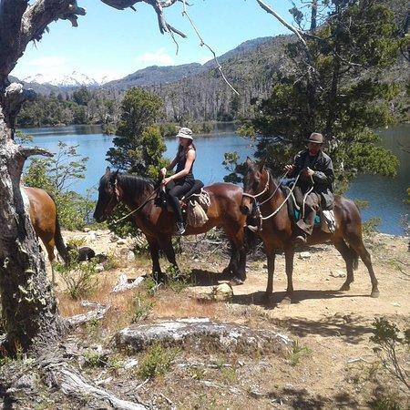 El Hoyo, Argentina: Laguna de lo Alerces