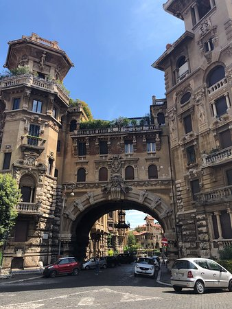Quartiere Coppede Rome 2019 All You Need To Know
