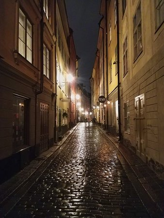 Romantic if you avoid the main street