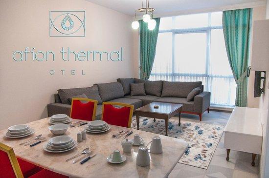 AFION Thermal OTEL: Salon mutfak