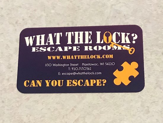 What The Lock? Escape Rooms