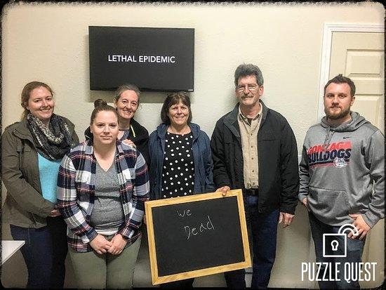 Kelso, WA: Lethal Epidemic