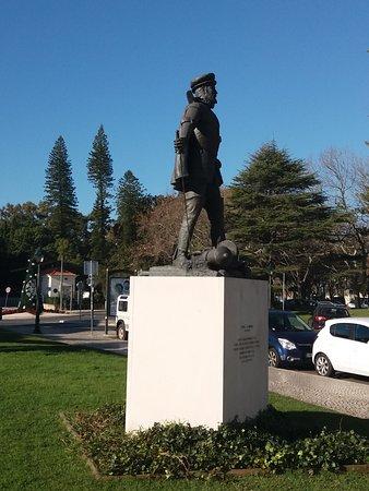 Estatua de D.Diogo de Menezes