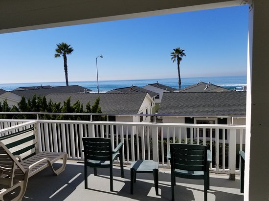 One Bedroom Apartment 2nd Floor Main Building Picture Of The Beach Cottages San Diego Tripadvisor
