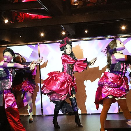Kabukicho, Japan: showtime