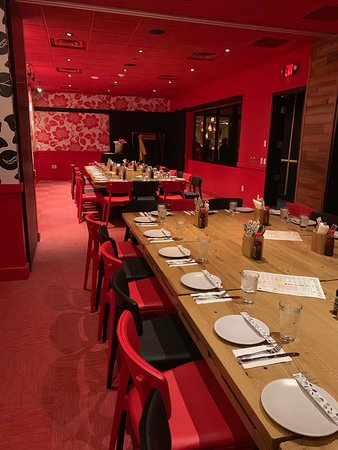 Saint Louis Park, MN: Private Dining Room